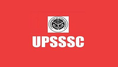 UPSSSC Online Examination Notification 2018